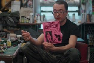 Super Villian Toymaker Opens the Door to His Bootleg Lair