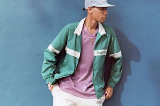 Supreme 2015 Spring/Summer Editorial by 'GRIND' Magazine