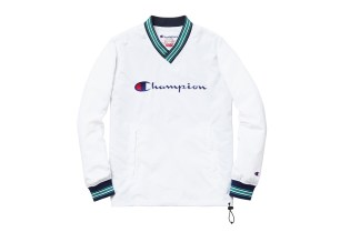 Supreme x Champion 2015 Spring/Summer Collection