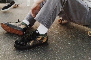 Supreme x Vans 2015 Spring/Summer Collection