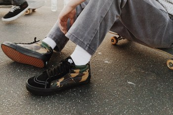 Supreme x Vans 2015 Spring/Summer Collection