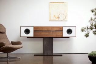 Symbol Audio's Retro-Inspired Hi-Fi Record Console