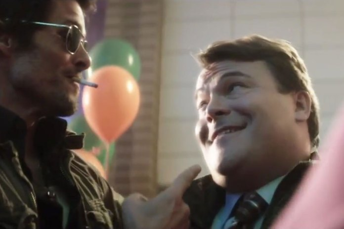 'The D Train' Official Trailer Starring Jack Black