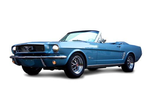 The Ford 1965 Mustang Gets Updated in the Revology Mustang