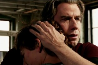 'The Forger' Official Trailer Starring John Travolta and Christopher Plummer
