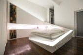 The ICE BED Combines Comfort With Soft LED Lights