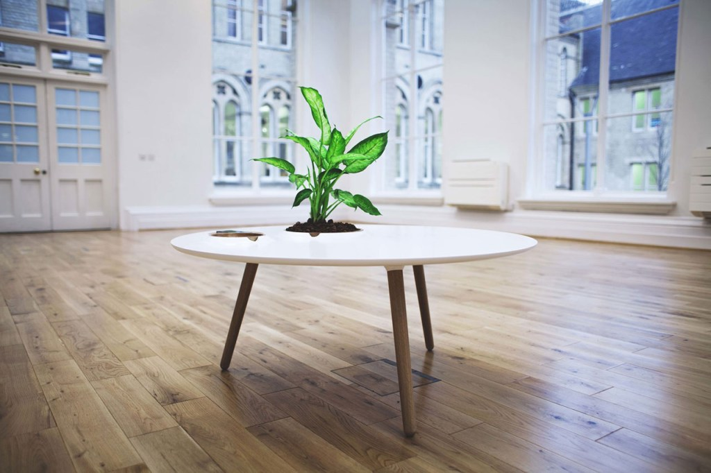 The Luna Coffee Table By Bem Robinson Hypebeast
