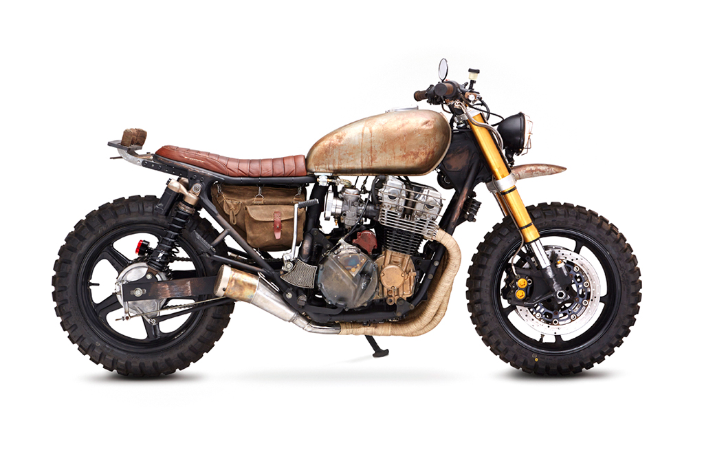 The Walking Dead's Daryl Dixon Motorcycle
