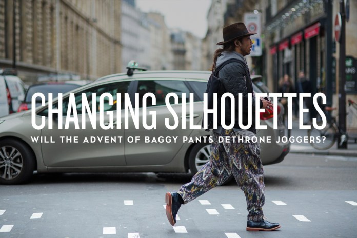 Changing Silhouettes: Will the Return of Baggy Pants Dethrone Joggers?
