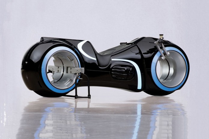 TRON Lightcycle Working Replica for $40,000 USD