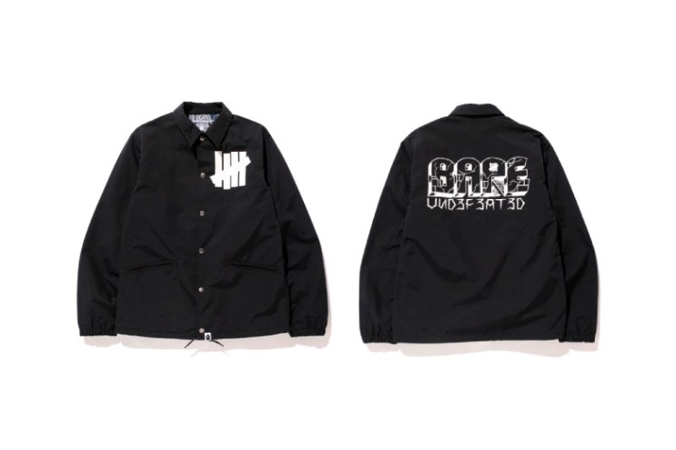 Undefeated x A Bathing Ape 2015 Spring Collection