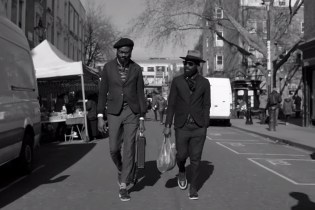 UNITED ARROWS Ventures Around London With ART COMES FIRST
