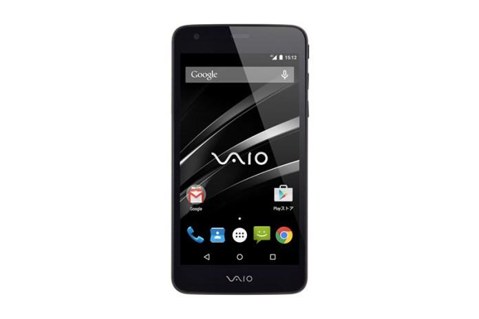 VAIO Unveils its First Smartphone