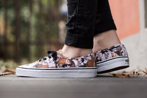"Vans Classics 2015 Spring Authentic ""ASPCA"""