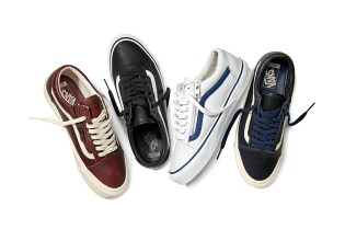 Vault by Vans Introduces the Old Skool Zip LX