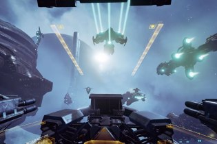 'EVE: Valkyrie' Official Gameplay Trailer