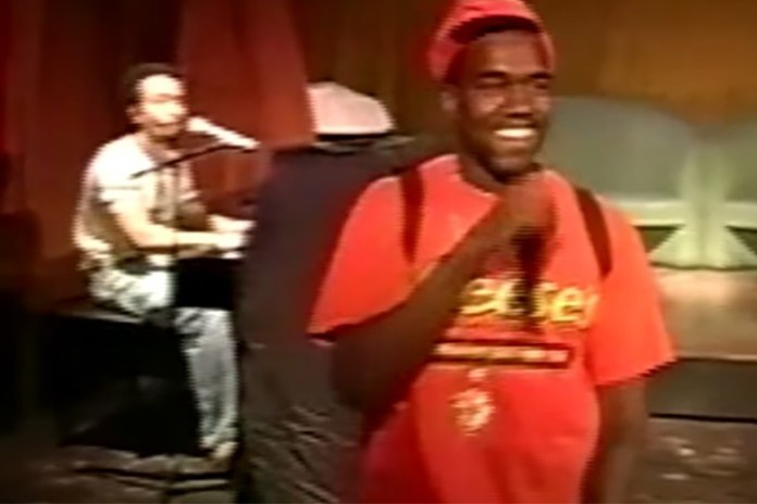 "Watch Kanye West & John Legend Perform ""Gold Digger"" 12 Years Ago"