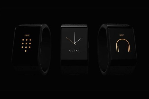will.i.am Partners with Gucci to Introduce a Smartband