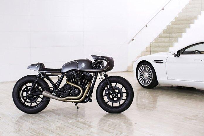 Winston Yeh Customized Harley-Davidson Sportster