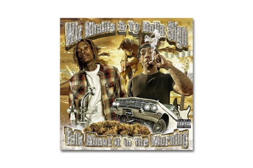 Wiz Khalifa & Ty Dolla $ign – Talk About It In The Morning (EP)