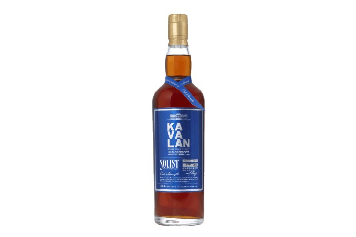 The World's Best Single Malt Whisky Is from Taiwan