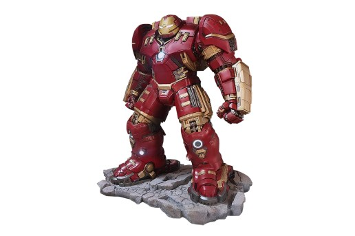 Would You Buy a Life-Size Hulkbuster Statue for $21,500 USD?