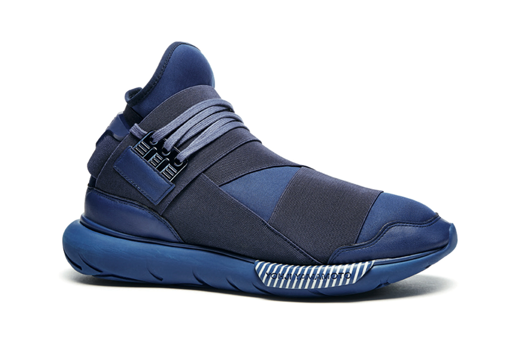 Y-3 2015 Fall/Winter Qasa High