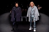 Zoolander & Hansel Walk in Valentino's 2015 Fall/Winter Runway Show