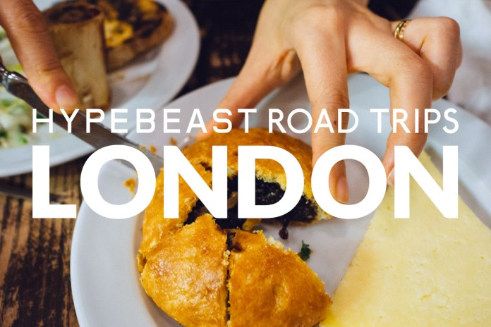 HYPEBEAST Road Trips London: St. John