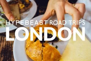 HYPEBEAST Road Trips London: St. John
