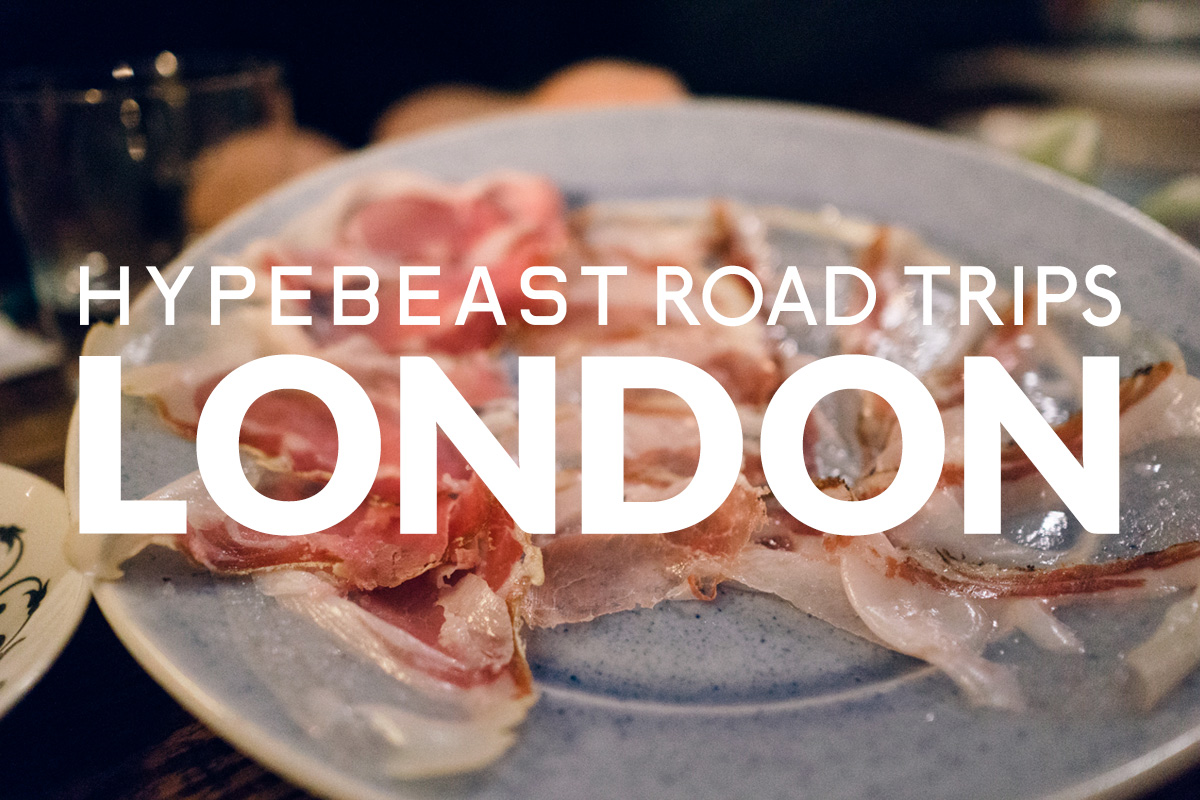 HYPEBEAST Road Trips London: The Clove Club