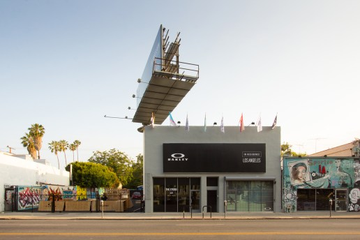HYPEBEAST Spaces: Oakley In Residence: Los Angeles