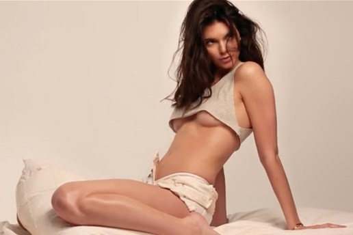 A Behind-the-Scenes Look at Kendall Jenner's 'GQ' Photoshoot