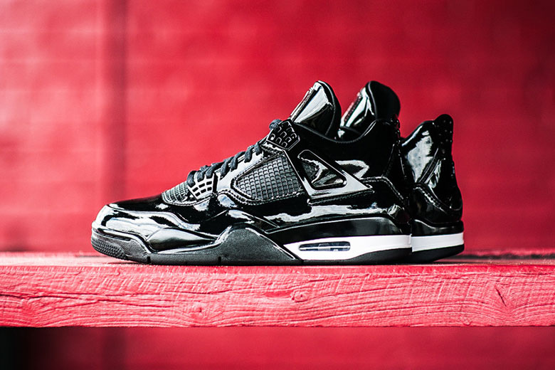 "A Closer Look at the Air Jordan 11Lab4 ""Black"""