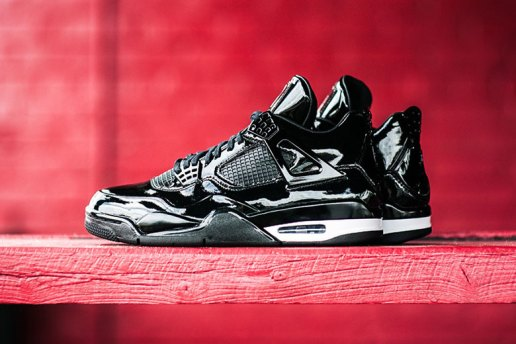 "A Closer Look at the Air Jordan 11Lab4 ""Black"""
