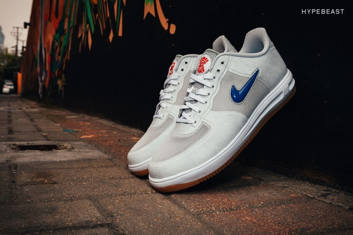 "CLOT x Nike Lunar Force 1 Fuse SP ""10th Anniversary"""