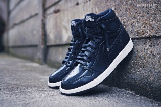 A Closer Look at the Dover Street Market x Air Jordan 1