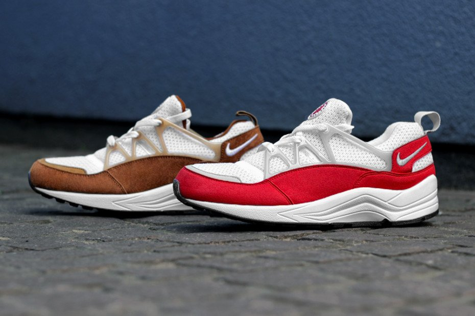 A Closer Look at the Nike Air Huarache Light OG Pack