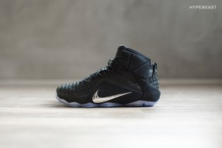 """A Closer Look at the Nike LeBron 12 EXT """"Rubber City"""""""