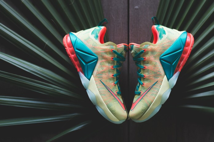 "A Closer Look at the Nike LeBron 12 Low Premium ""LeBronold Palmer"""