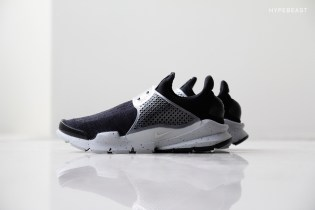 "fragment design x NikeLab Sock Dart ""Black"""