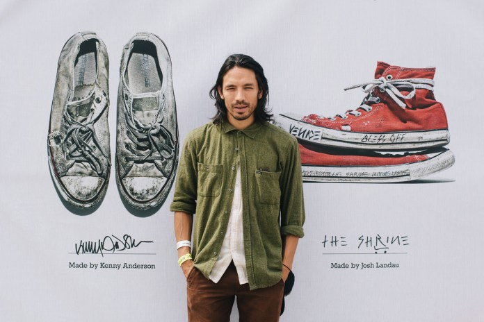 A Conversation with Converse Pro Skater Kenny Anderson