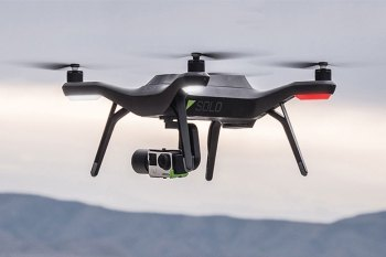 A First Look at the 3DR Solo Smart Drone