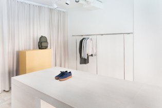 A First Look at the Beautifully Minimal Très Bien Brick-and-Mortar Store