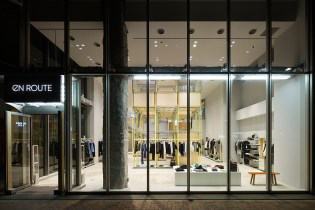 "A Look Inside UNITED ARROWS' ""EN ROUTE"" by Schemata Architects"