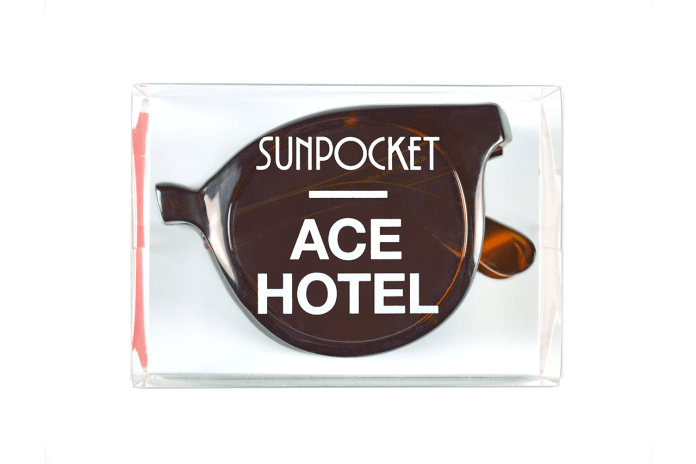 Ace Hotel x Sunpocket 2015 Summer Sunglasses