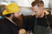 Action Bronson's Music Manifests Itself as Octopus Shawarma With Chef Michael Voltaggio