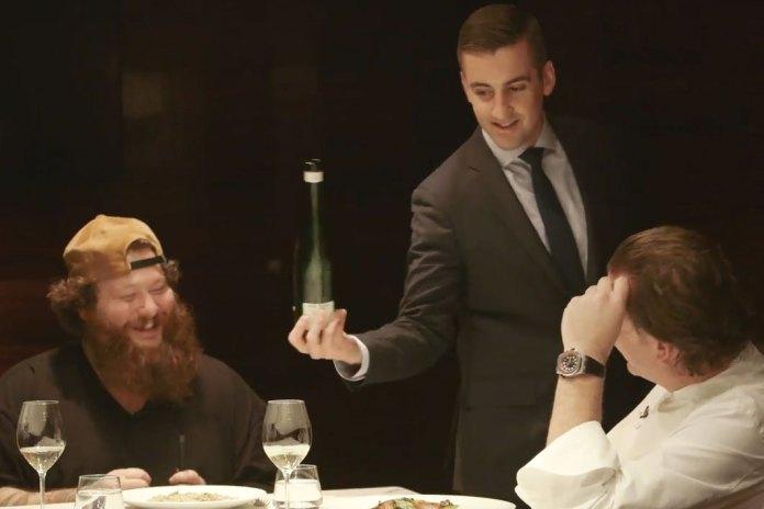Action Bronson's Rap Inspires Coastal Italian Food by Chef Michael White of Marea