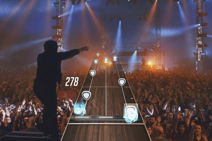 Activision Is Resurrecting 'Guitar Hero'