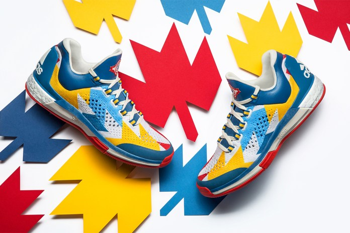 "adidas Crazylight Boost 2015 ""Rookie of the Year"" Edition for Andrew Wiggins"